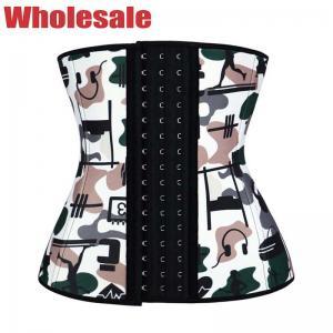 China Camouflage 5XL Bodybuilding Waist Trainer Bodybuilding Waist Trimmer wholesale