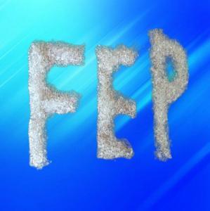 China High Temperature Resistance Fep Resin / Fluoropolymer Resin Flame Retardant wholesale
