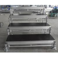 China Waterproof Movable Stage Platform For Adjustable Chorus Stage / Folding Stage wholesale