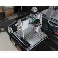 China Desktop CNC Milling Machine / CNC Metal Engraving Machine / CNC PCB Drilling Machine wholesale