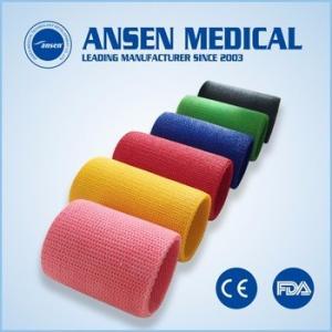 China Surgical harmless waterproof orthopedic fiberglass casting tape medical bandages wholesale