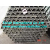 China Boiler / Superheater Seamless Heat Exchanger Tubes Carbon Molybdenum Alloy Steel wholesale