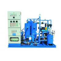 China Booster Module Fuel Handling System In Power Plant , Heavy Fuel Oil System on sale