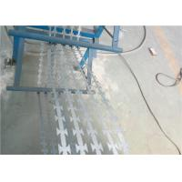 China Razor and Barbed Wire Netting Machine BTO - 10 , BTO - 12 for Wire Mesh wholesale
