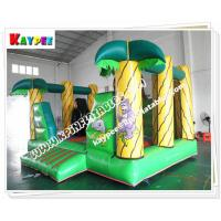 Inflatable Jungle Bouncer,inflatable jumper for fun