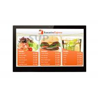 Wall Mount Digital Signage Full HD 21.5″ inch Digital Signage LCD Display Suitable for Foods Retail Store Coffee Shops