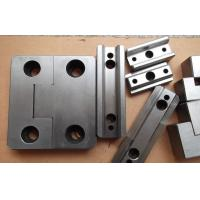 China Precision Wire Cut EDM Process Machinery Equipment Spare Parts Adjusting Slider on sale