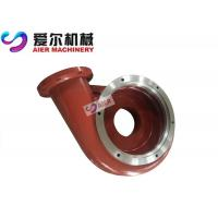 China Volute Liner Of Slurry Pump Interchangable Slurry Pump Parts A05,  A49,  R55 Material wholesale