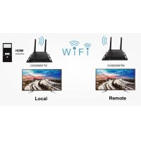 Buy cheap 5G Wifi HDMI 1080P Video Extender Splitter Support 200m from wholesalers
