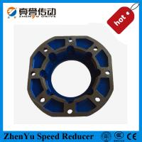 China Manual Ceramic Worm Gear Gearbox , Shaft Mounted Gearbox Speed Reducer wholesale