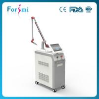 China Double nd yag laser rod Q-switched nd:yag laser tattoo removal machine skin rejuvenation wholesale