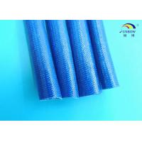 Flame resistant acrylic fiberglass sleeving for wire Fire resistant fiberglass insulation