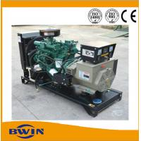 China Small Water cooled FAW Diesel Power Generator 12kw 15kva Open type wholesale
