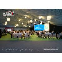 Quality Aluminum Outdoor Event Tents With Glass Sidewall For Meeting Event , Outdoor for sale