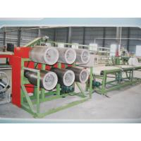China High speed Rubber Machinery , Drum Cooling Coiling Line wholesale