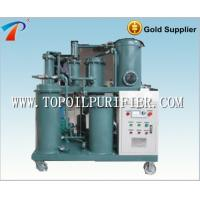 Buy cheap Automotive and Industrial Oil Purification Plant for Lubricating Oils and Hydraulic Oil,degas,dewater,particles removal from wholesalers