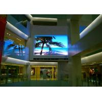 Quality WIFI Control HD P4 smd Indoor Advertising LED Display Video Wall for Shopping for sale