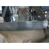 China Hot Dipped Galvanized Steel Sheet / Sheets , Big Spangle For Outer Walls wholesale