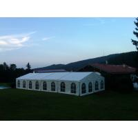 China Spacious Outdoor European Style Event Tent , Clearspan Structrue Banquet Canopies wholesale
