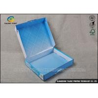 China Foil Stamping Computer Packaging Box Pantone Printing PVC Window Displaying wholesale