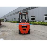 China Full Free Lifting Diesel Forklift Truck 3.5T Internal Combustion Balance Weight wholesale