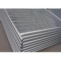 China Security Galvanized Temporary Construction Fence Panels For Isolation wholesale