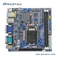 China 6 COM LGA1151 Intel H81 Chipset Motherboard , 6th Generation CPU Core i7 i5 i3 wholesale