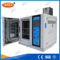 Table Top Temperature Humidity Chamber , Temperature and Humidity Testing Instrument