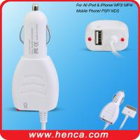 China in-car lighter for car charger with 30pin connecter on sale