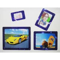China high quanlity family funny plastic waterproof photo frame wholesale
