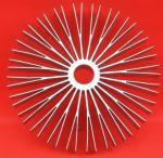 China Extruded Heatsink Sunflower Series Big Power Good Dissipation Aluminum Extrusion Heat Sink wholesale