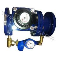 China Combination Flanged bulk Water Meter LXF 80~150 wholesale