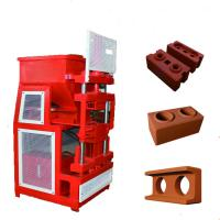 Buy cheap ZS2 -10 Interlock Brick Machine , Automatic Compressed Soil Block Machine from wholesalers