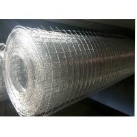 China Electro Galvanized Welded Wire Mesh Roll / Stainless Steel Mesh For Loose Strata wholesale