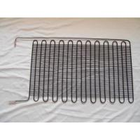 Buy cheap Wire on tube refrigerator condensers with Low carbon steel wire: 1.4 ~ 1.6mm from wholesalers