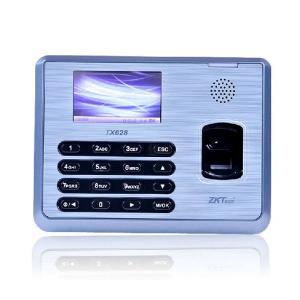 China ZKTeco TX628 Fingerprint Time Attendance wholesale