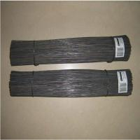 China FACTORY HOT SELLING!!! Black Straight Cut Wire For Construction wholesale