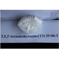 China L-Triiodothyronine T3 200-223-5 Organic Herbal Weight Loss Steroid Powders For Tablet / Capsule wholesale