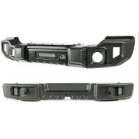 China Black Jeep Wrangler Bumpers Spartacus Bumpers Excellent Design Without U Tube wholesale