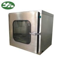 Pharmaceutical HEPA Filtered Pass Thru Box , Pass Box In Clean Room CE Approved