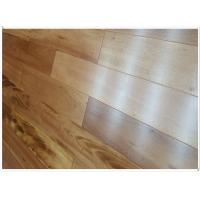 China Tigerwood  HDF engineered flooring, 3-layer, UV lacquer wholesale