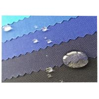 China Twill Water And Oil Repellent Fabric Polyester 80 Cotton 20 For Worker Cloth wholesale