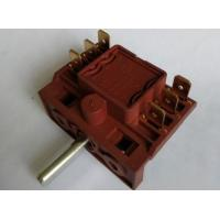 China Rotary Selector Electric Oven Switch For Microwave16A Brass Contacts wholesale
