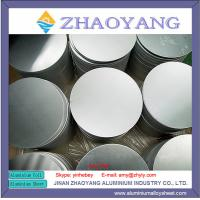 China 1100 Aluminum Wafer / Aluminum Disk 50mm 100mm wholesale