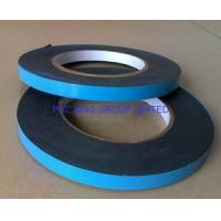 China Solvent acrylic EVA, PE foam 1mm self adhesive double sided tape with blue film liner wholesale