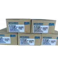 China Mitsubishi A1SY42 PLC Programmable Logic Controller For Steel Industry CO Approval wholesale