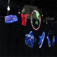 China  Holographic Projector POV Display for Indoor Advertisement with 174 view angle wholesale