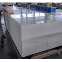 China Siemens Motor PVC Crust Foam Sheet Extruder For Advertisement Board wholesale