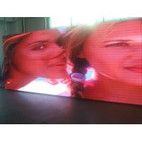 China 244*122mm P7.62mm Normal Rental LED Screen Signs For Airport 32*16dots wholesale