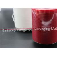 China Transparent Self Adhesive Easy Tear Tape 1.0mm - 5.0mm Width Excellent Adhesion wholesale